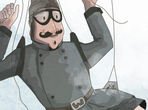 Baron von Wrecktoften – Children's Book
