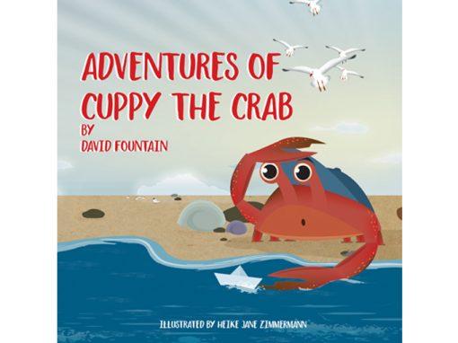 'Adventures of Cuppy the Crab' – Children's Book