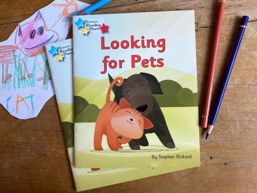 Looking for Pets – Children's Book