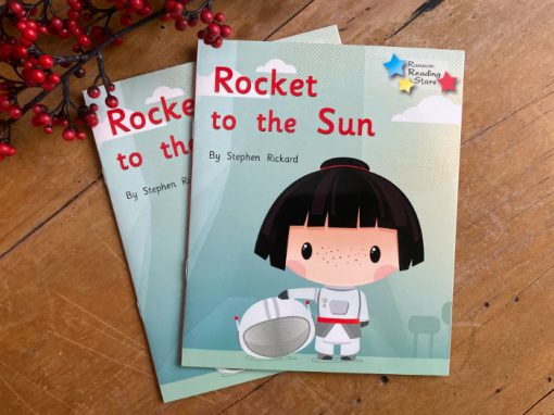 Rocket to the Sun – Children's Book
