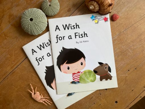 A Wish for a Fish – Children's Book