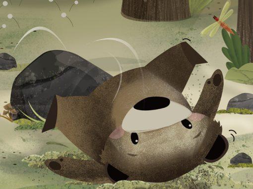 Bill Fell – Children's Book Illustrations